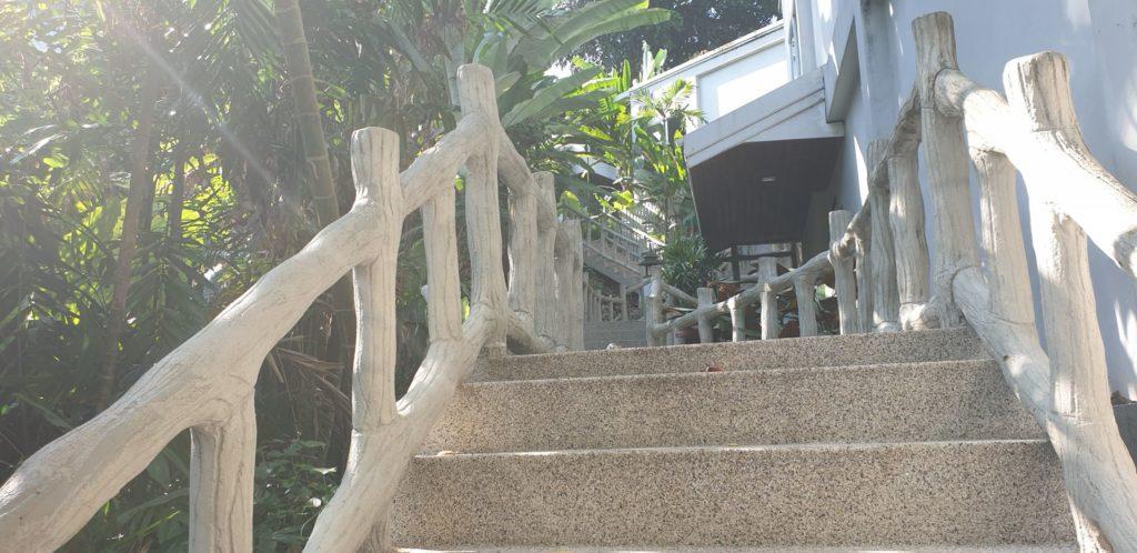 Strength stairs at Sensimar Khao Lak