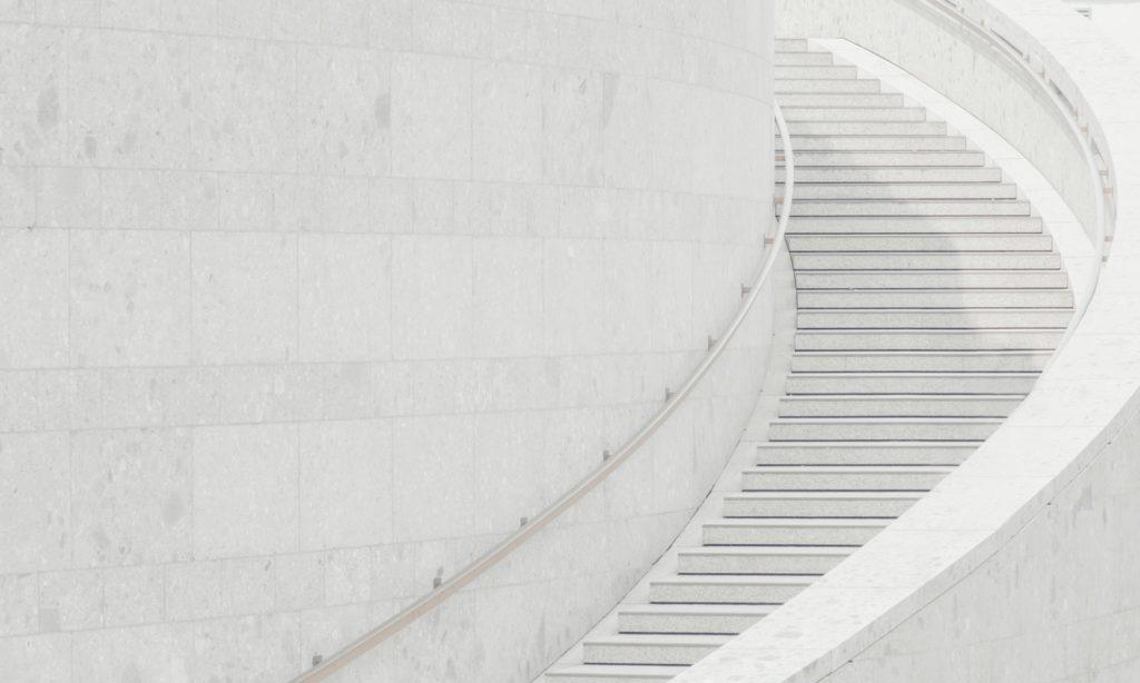 Stairs by Daniel von Appen