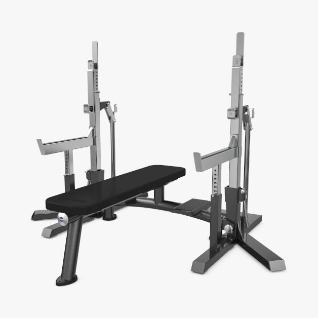 Eleiko bench press stand